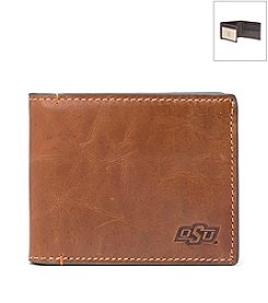 Jack Mason Men's Oklahoma State University Hangtime Traveler Wallet