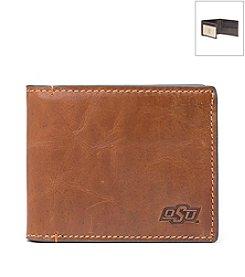 Jack Mason Men's Oklahoma State University Hangtime Traveler Wallet
