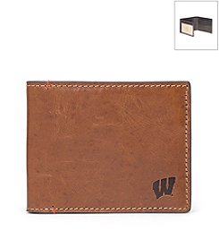 NCAA® University of Wisconsin Hangtime Traveler Wallet