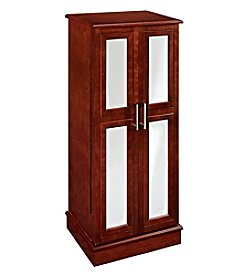 Powell® Fransis 2-Door Mirrored Jewelry Armoire