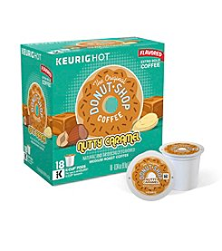 Keurig The Original Donut Shop® Nutty Caramel Coffee 18-pk. K-Cup® Portion Pack