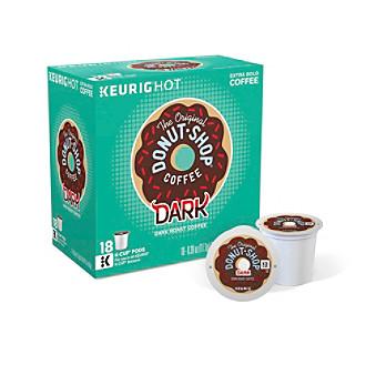 Keurig® The Original Donut Shop® Dark Roast Coffee 18-ct. K-Cup Pods
