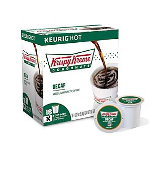 Keurig® Krispy Kreme Doughnuts® Decaf Coffee 18-ct. K-Cup Pods