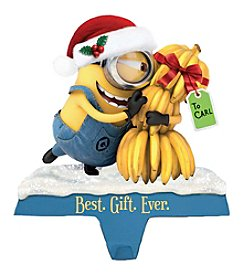 Kurt Adler Despicable Me Minion Stocking Hanger