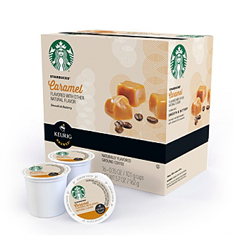Keurig® Starbucks® Caramel Flavored Coffee 16-ct. K-Cup Pods