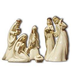 Kurt Adler 7-pc. Porcelain Nativity Set