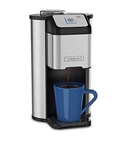 Cuisinart® DGB-1 Single Cup Grind & Brew Coffeemaker + Free Grinder Rebate