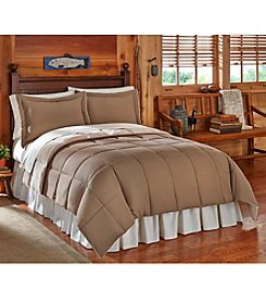 Ruff Hewn Beige Alpine Cozy Down-Alternative Comforter or Shams