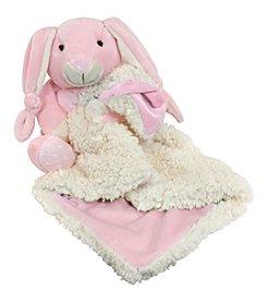 Stephan Baby Bunny Blankie Set