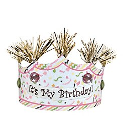 Stephan Baby Birthday Crown
