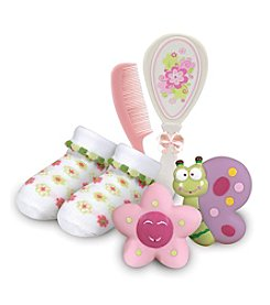 Stephan Baby Swirly Flower Squirter Set