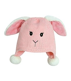 Stephan Baby Knit Bunny Hat