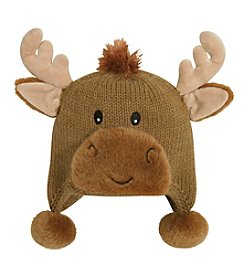 Stephan Baby Knit Moose Hat