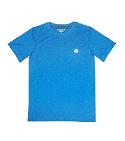 Champion® Boys' 8-20 Heather Short Sleeve Tee