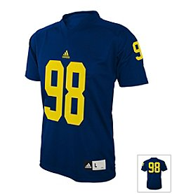 adidas® Boys' 4-20 Michigan Jersey