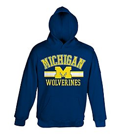NCAA® University of Michigan Wolverines Boys' 4-20 Fleece Hoodie