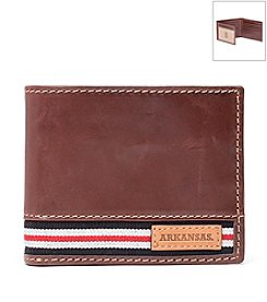 NCAA® University of Arkansas Tailgate Traveler Wallet