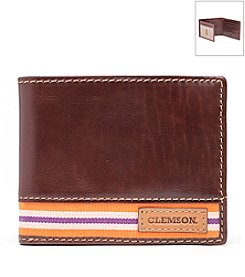 NCAA® Clemson University Tailgate Traveler Wallet