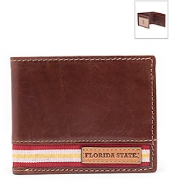 NCAA® Florida State University Men's Tailgate Traveler Wallet