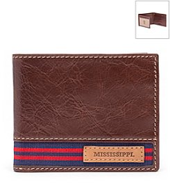 NCAA® University of Mississippi Tailgate Traveler Wallet