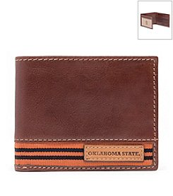Jack Mason Men's Oklahoma State University Tailgate Traveler Wallet