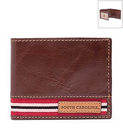 Jack Mason Men's University of South Carolina Tailgate Traveler Wallet