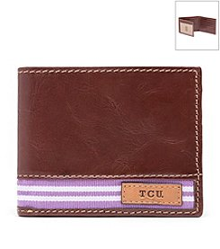 NCAA® Texas Christian University Tailgate Traveler Wallet