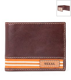 Jack Mason Men's University of Texas Tailgate Traveler Wallet