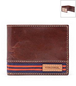 Jack Mason Men's University of Virginia Tailgate Traveler Wallet