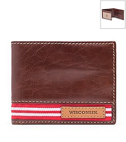 NCAA® University of Wisconsin Tailgate Traveler Wallet