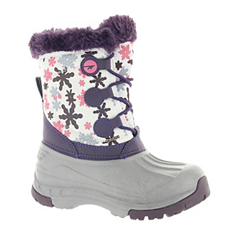 "Hi-Tec® Girls' ""Cornice"" Cold Weather Boots"