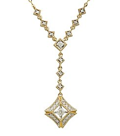 0.25 ct. t.w. Diamond Pendant in 10K Yellow Gold