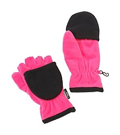 Relativity® Colorblock Flip Gloves