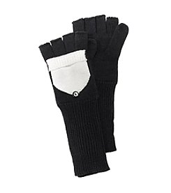 Relativity® Long Pop Top Fingerless Gloves