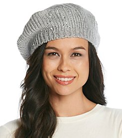 Relativity® Sequined Beret