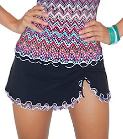 Profile by Gottex® Party Time Skirted Bottom
