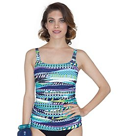Profile by Gottex® Road Trip Tankini Top