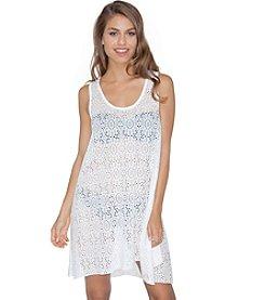 Profile by Gottex® Tutti Fruti Crochet Dress