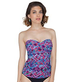 Profile by Gottex® Mardi Gras Bandini Top