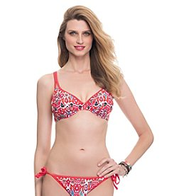 Profile Blush by Gottex® Siam D-Cup & Up Swim Top