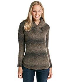 Ruff Hewn Shawl Collar Sweater