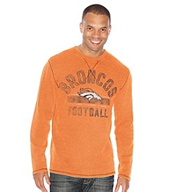 G-III Men's Denver Broncos Free Safety Long Sleeve Thermal Top