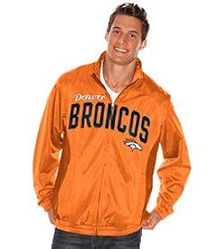 G-III Men's Denver Broncos Walk Off Track Jacket