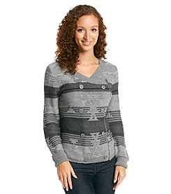 Ruff Hewn Fairisle Moto Sweater