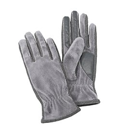 Isotoner® Signature smarTouch® Teddy Gloves