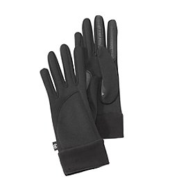 Isotoner® Signature smarTouch® Spandex Gloves with Contrast Topstitching (Unlined)