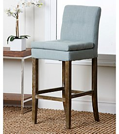 Abbyson Living® Princeton Linen Bar Stool