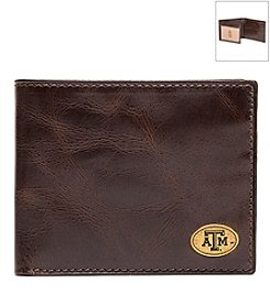Jack Mason Men's Texas A&M University Legacy Traveler Wallet