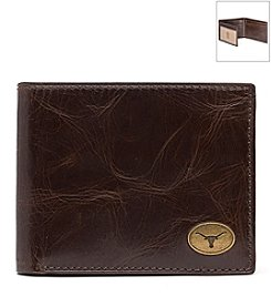 Jack Mason Men's University of Texas Legacy Traveler Wallet