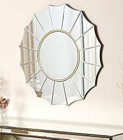 Abbyson Living® Royal Round Wall Mirror